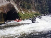 Rafting in Mexico