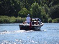 enjoy a sunny day by boat