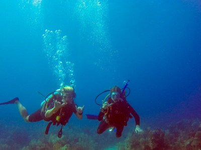 Discover Scuba Diving class in Akumal 4 h