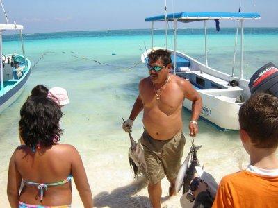 Puerto Morelos Adventures Pesca