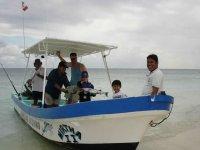 Pesca deportiva en el caribe
