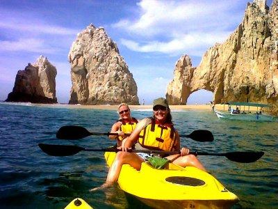 Paseo en kayak por Los Arcos de Los Cabos 4 horas
