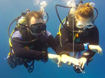 Certificación PADI Open Water Diver en Akumal 4 d