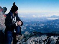 Hike to the high mountain