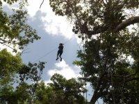 Zipline through the skies