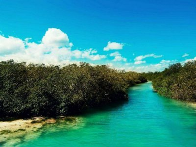 Visita guiada a Sian Ka'an en Riviera Maya