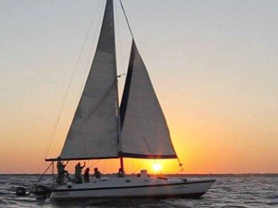 Akumal sunset boat ride 2 hours