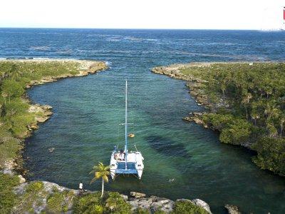 Paseo en barco y snorkel con comida en Akumal 5 hr