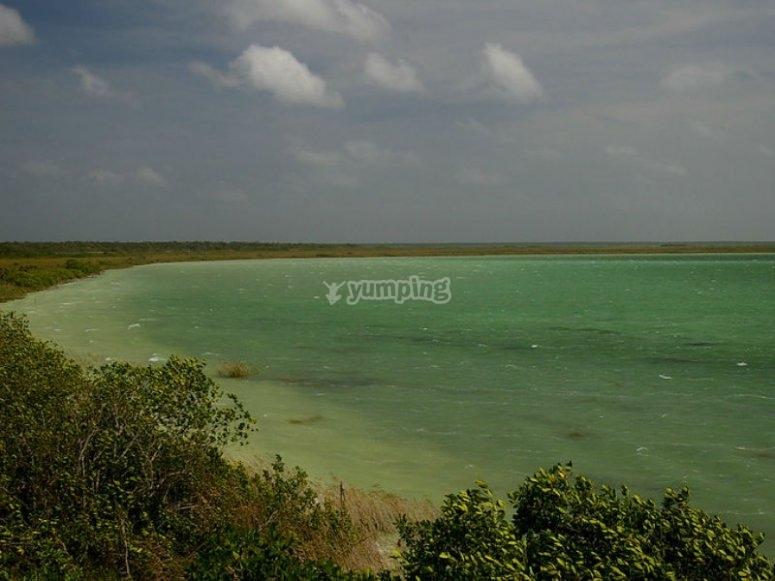Muyil Lagoon