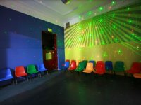Disco in the lounge Children's parties