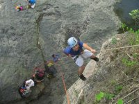 Rappel in nature