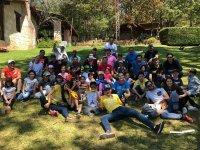 Campamento escolar