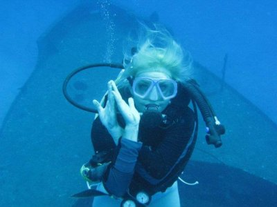 Ramón Zapata's Divers