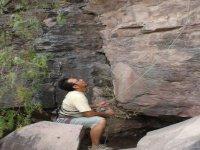 Ensuring climbing