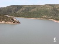 The views of the dam