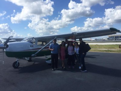 Airplane flight and Chichen Itzá tour from Cancun