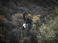 Zipline and cabin for couples in Calvillo 1 night