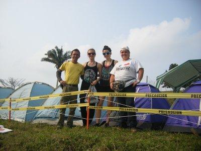 Zipline camp in Ixmiquilpan Hidalgo 2d