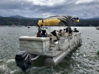 Yacht for 14 pax in Valle de Bravo Lake 1 hr
