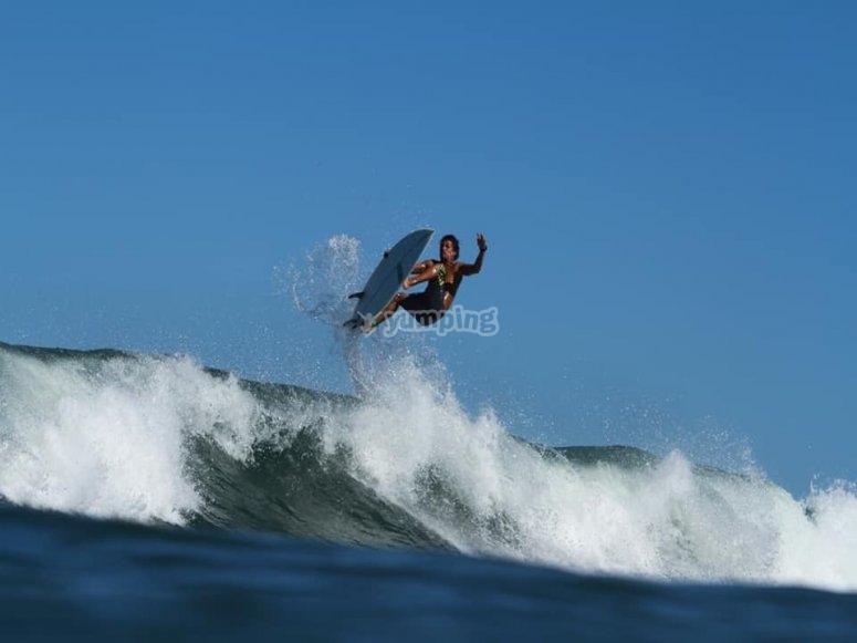 Brincos de surf