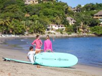 Group surf lesson in Sayulita 1.5 hours