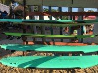 Renta de tabla de surf en Sayulita 1 día