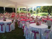 banquets in the garden