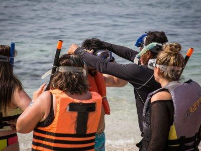 Snorkel en Playa Coral Ixtapa con comida 3.5 horas