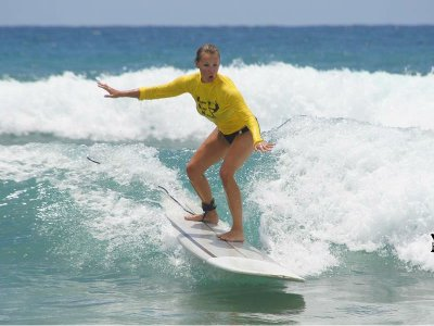 Surf excursion to Punta Conejo Beach 8 hours