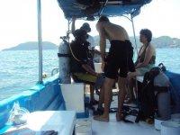 Listos para la inmersion