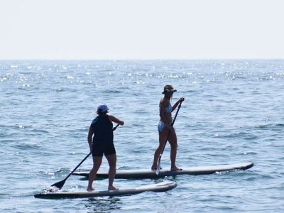 Stand Up Paddle Tour in Todos Santos 3 hours