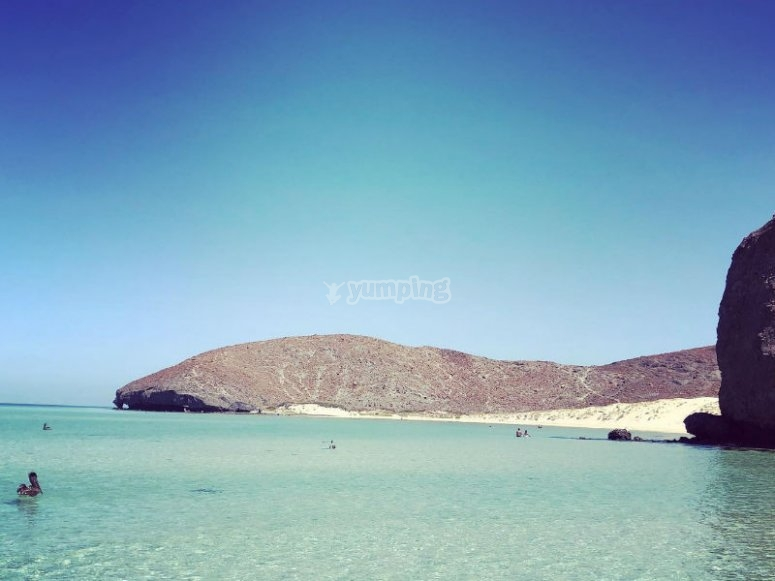 Balandra Beach