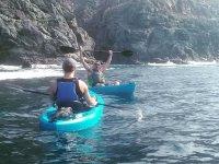 Aventura en kayak en Todos Santos 3 horas