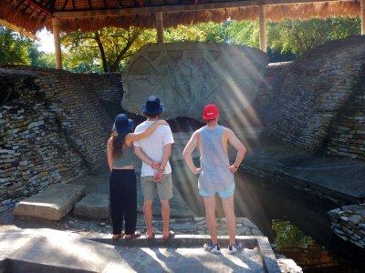 Visita guiada a Zona Arqueológica Tamtoc 7 horas