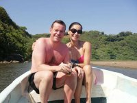 Boat ride and kayak with lodging Catemaco 3 d