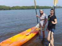 Paquete parejas Kayak y cena romántica Catemaco