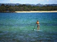 Stand up paddle en el Golfo de México