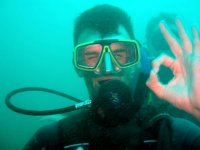 Great diving experience in Ixtapa
