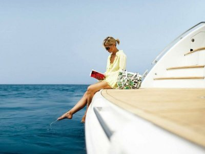 Tour in luxury yacht 15 pax Playa del Carmen 5 hrs