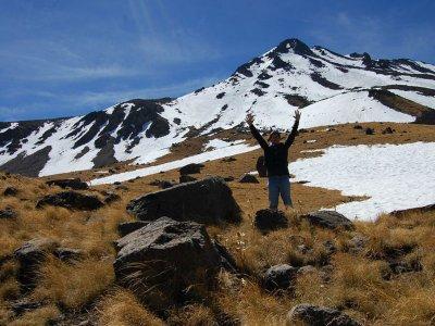 Caminata por Nevado de Toluca 7 horas