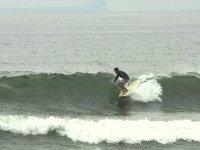 Montando olas