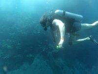 Discover Scuba Diving Course from Arboledas 2 h