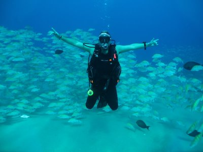 PADI Advanced Open Water Diver Course in Arboledas