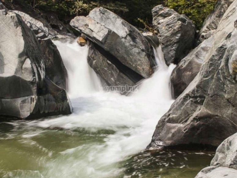 Campana Waterfall