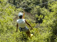 Ziplines and hike in Huatulco Ecological Park