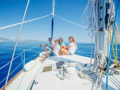 Snorkel y velero privado en Los Cabos 2-4 horas