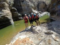 Canyoning Adventure in the Garita Canyon 9 hrs