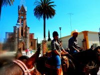 Horse ride with food in Jalpa de Cánovas 6.5 hrs