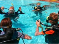 Open Water Diver Course in Zihuatanajeo 2 days