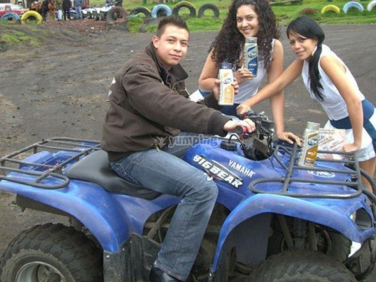 ATVs in La Marquesa